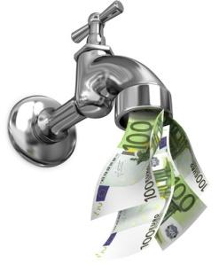 Geldhahn zudrehen