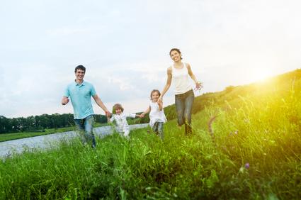 Appréciez la vie en famille !