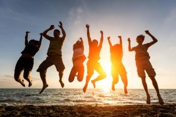 Sautez et dansez, car la vie est belle !